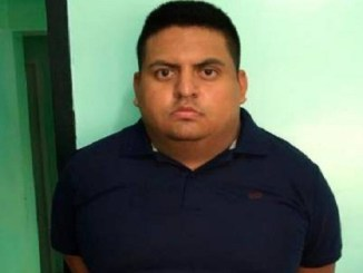 Fotografía de Eduardo Gadiel Martínez Hernández suministrada por la Policía Nacional.