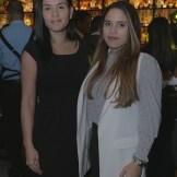 Alicia Cantisano y Jennifer Nivar.