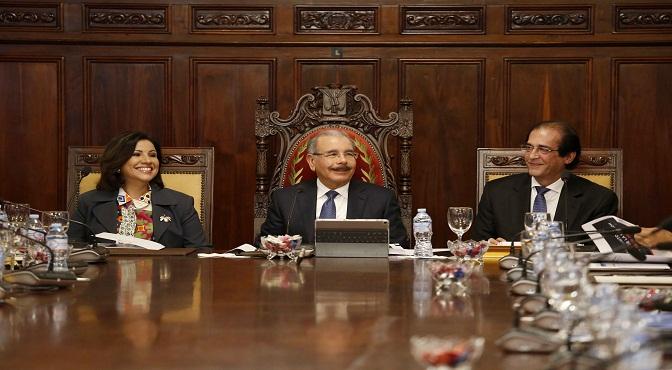 Prosoli y Gabinete Social entre las instituciones públicas más eficientes del país