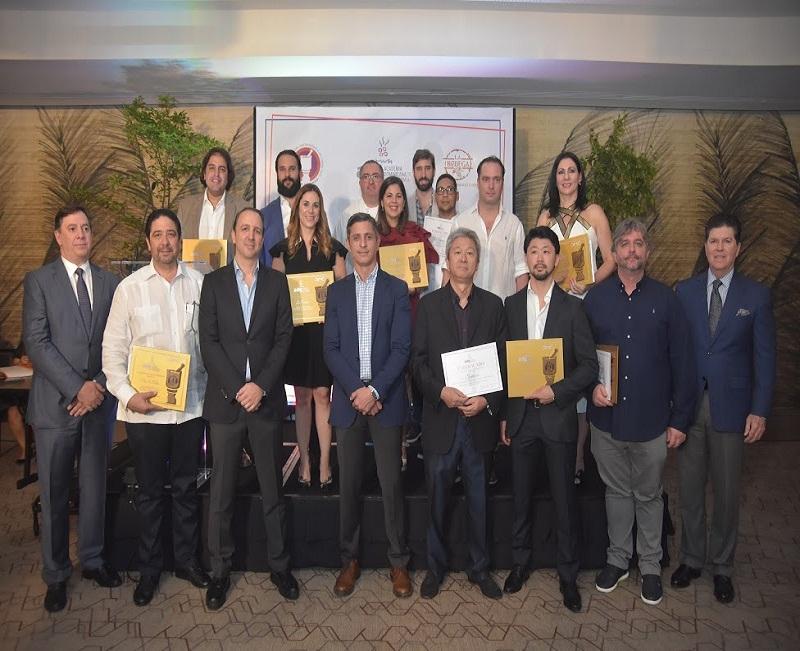 Foto 11 Ganadores de los 10 Mejores Restaurantes de Santo Domingo 2018.