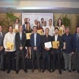 Ganadores de los 10 Mejores Restaurantes de Santo Domingo 2018.