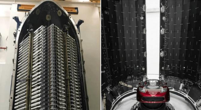 Así es Falcon 9, el cohete que transportará los 60 satélites