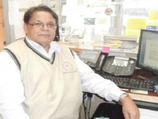 El empresario Plácido Rodríguez, uno de los fundadores de DATA, y propietario de Quisqueya Tours