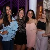 Loriann Rosario, Julia Pichardo, Cristal Tonos y Corina Termini