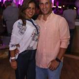 Mariel Méndez y Radhamés Soto