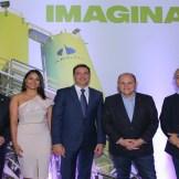 Mauricio Brochet, Nicole Calderon, Gary D´ la Rosa, Juan Pablo Neira, Victor Bencosme