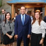Laura Acra, Leovigildo Soto, Vivian Acra