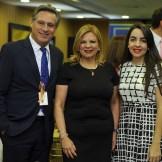 Jesús Martín, Clara Peguero e Ivanna Reid