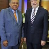 Juan Bolívar Díaz y Pedro Esteva