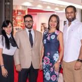 Juana Ramírez, Marino Peralta, Rosanna Firpo, Roberto Quezada
