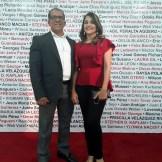 Manuel Mancebo y Alma Vásquez
