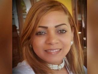 La fiscal suspendida Margarita Hernández Morales.