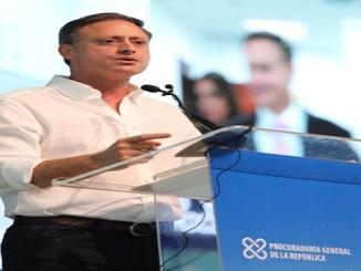 El procurador Jean Rodríguez ofreció los avances de su plan de trabajo al frente del Ministerio Público.