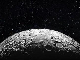 La Luna es nuestro satélite natural.
