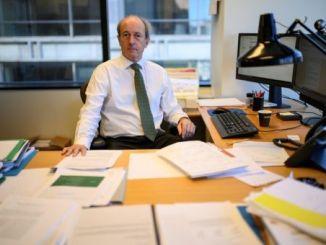El economista jefe del Banco Mundial para la región de América Latina y el Caribe, el uruguayo Martín Rama, en su oficina de Washington DC