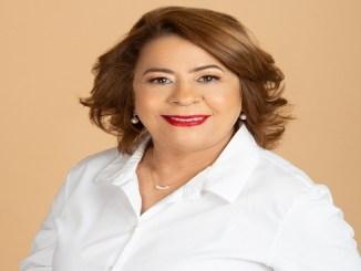 Sonia Díaz Inoa, coordinadora general de Participación Ciudadana