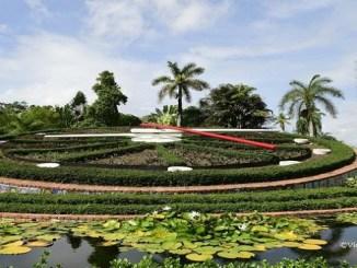 """Ricardo García: """"Una de las claves del paisajismo y de la jardinería en espacios públicos debe ser la sostenibilidad en el tiempo y la economía en el manejo del agua; en algunos puntos de la ciudad lo hemos ido logrando""""."""