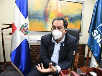 Mario Lama, director del Servicio Nacional de Salud