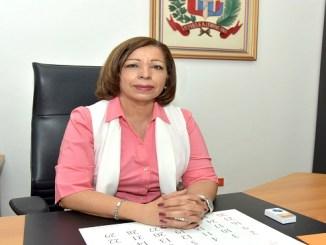 Ligia Pérez, viceministra de Servicios Técnicos y Pedagógicos
