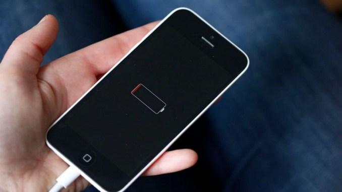 La actualización reducía la energía disponible en dispositivos más antiguos.