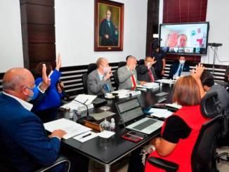 El Consejo Nacional de Educación se reunirá de forma híbrida, semipresencial y virtual.