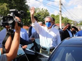 El presidente Abinader visita hoy la provincia de Santiago