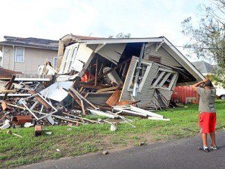 """El huracán """"Ida"""" causa daños """"catastróficos"""" en Luisiana"""