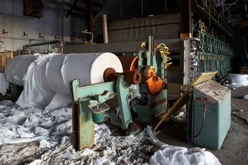 Tissue Machine