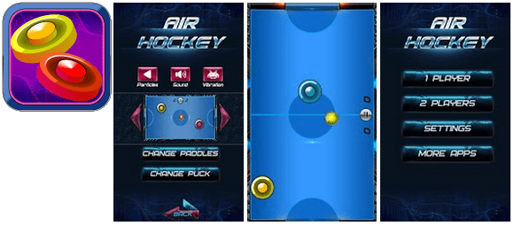 Air Hockeys