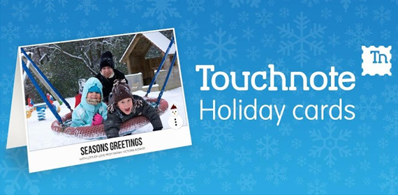 touchnote-holiday-cards