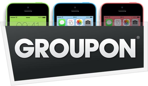 groupon iphone 5c