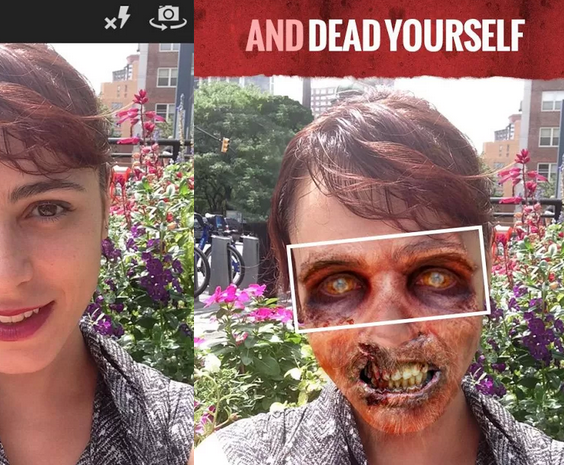 The Walking Dead Dead Yourself Android