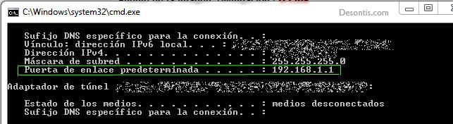 robo internet - cmd