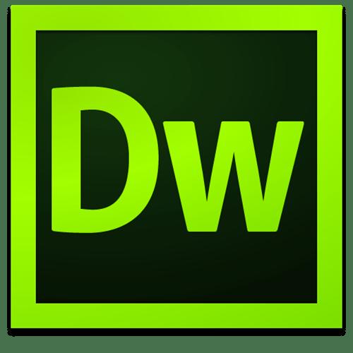icono dreamweaver