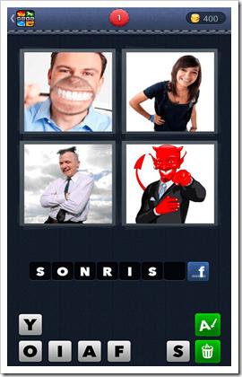Soluciones 4 Fotos 1 Palabra imagenes