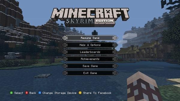 Minecraft para PlayStation