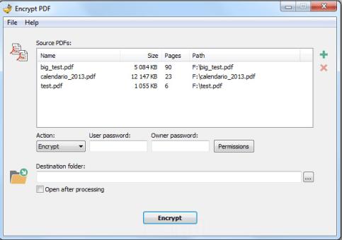 Editor de documentos PDF