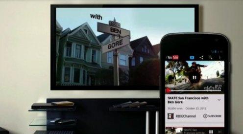 Controlar televisor con el móvil