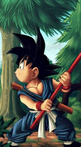 Dragon Ball fondos movil (147)