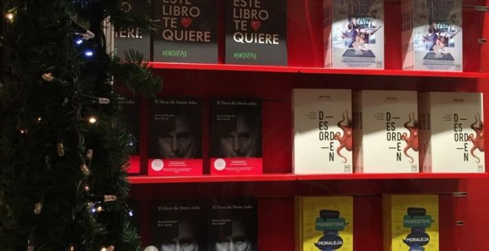 Librería Relay aeropuerto El Prat