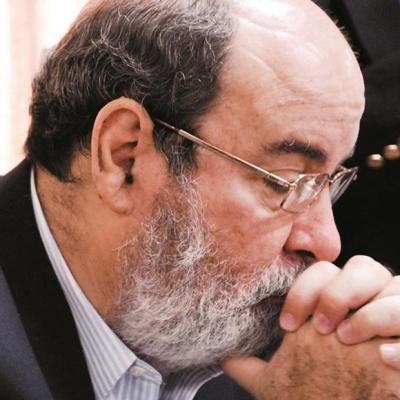 Rafael Solís, exmagistrado de la CSJ.