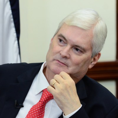 Canciller de Costa Rica, Manuel Ventura. CORTESÍA / CRHOY