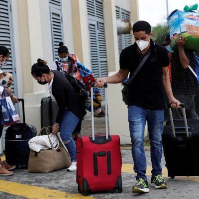 ONU pide a Gobiernos de Centroamérica agilizar trámites para el retorno de nicaragüenses varados en sus fronteras