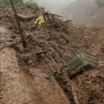 Confirman cuatro muertos y siete desaparecidos tras derrumbe en Macizo de Peñas Blancas, Matagalpa