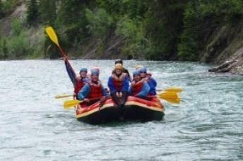 rafting coruña