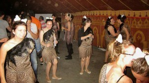 aldea cavernícola