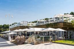 beach club samil despedidas limusinas en vigo