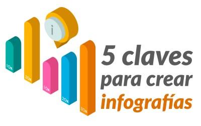 5 claves para crear infografías