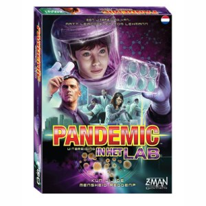 Pandemic In Het Lab