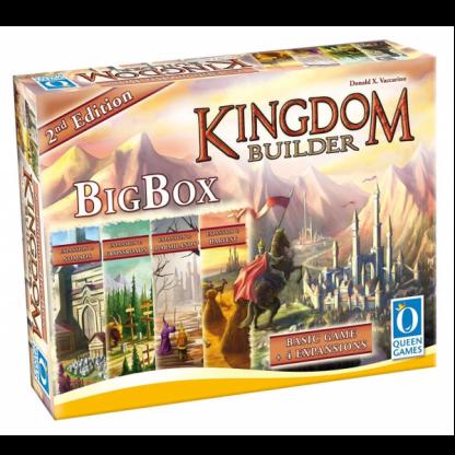 Kingdom Builder Big Box - 2nd Edition